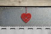 San valentino cuore — Foto Stock
