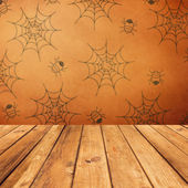 Vintage background for Halloween holiday — Stock Photo