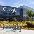 Exterior view of a Google headquarters building. — Stock Photo #52482363