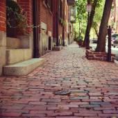Street in Boston — Stock Photo
