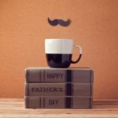 Happy Father's day greeting — Stockfoto