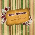 Christmas card — Stock Photo #57626901