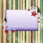 Christmas card — Stock Photo #57783497