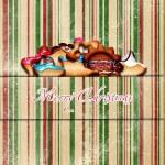 Christmas card — Stock Photo #58124705