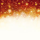 Alla hjärtans dag-kort — Stockfoto