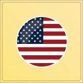 ημέρα ανεξαρτησίας ηπα — Διανυσματικό Αρχείο