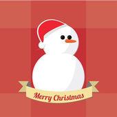 Design till jul — Stockvektor