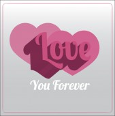 Love Vector Design — ストックベクタ