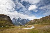 High Mountain Panorama — Stock Photo