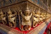 Роскошный Королевский дворец в Бангкоке — Стоковое фото
