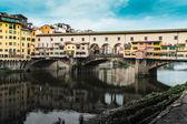 Ponte Vecchio, Florence, Italy — Stockfoto