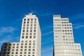 Famous Potsdamer Platz in Berlin. — Zdjęcie stockowe