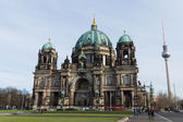 Berlin Cathedral, Germany. — Foto de Stock