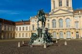 Charlottenburg Palace in Berlin. — Stock Photo