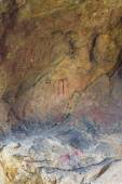 Cave Paintings — Stock Photo