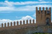 Castle Ramparts (9) — Stock Photo