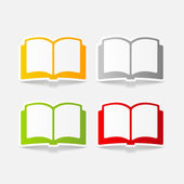 Book illustration — Stock Vector