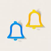 Bell design element — Stock Vector