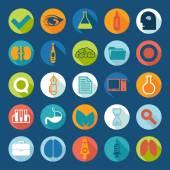 Medical icons — Cтоковый вектор