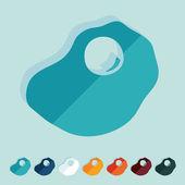 Scrambled icons — Stock Vector