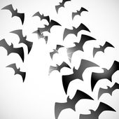 Abstract background: bird — Stock Vector