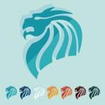 Flat design, chinese dragon — Stock Vector #67822903