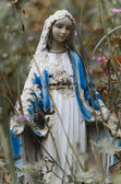 Religious Mary Sculpture — Stock Photo