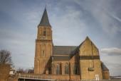 Saint Martins church in Emmerich am Rhein — Stock Photo