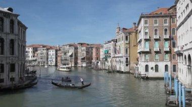 Canale Grande Scenery Venice — Stock Video