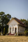 Temple, Thailand, churches, towers, temples, serene, beautiful f — Stock Photo