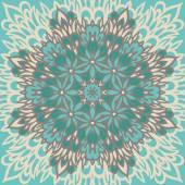 Flower Mandala. Abstract background. — Vetorial Stock