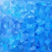 Abstract Background Polygon. Modern Geometric Vector Illustration — ストックベクタ