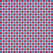 Retro style square seamless background. — Stock Vector