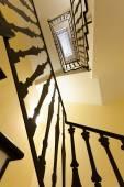 Staircase antique — Stock Photo