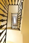 Staircase antique — Stock fotografie