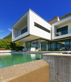 Luxury Villa with Pool — ストック写真