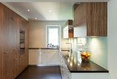 House, modern kitchen — Stock Photo