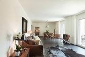 Beautiful Living room — Stock Photo