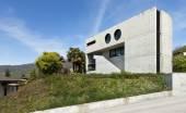Moderní dům exteriér — Stock fotografie