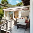 House, nice terrace  — Stock Photo #68350785