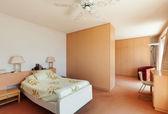 Interior of house, bedroom  — Stock fotografie