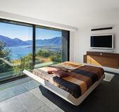 House interior, bedroom — 图库照片