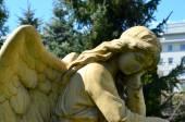 Monumento do anjo — Fotografia Stock
