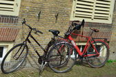 Retro bike — Stockfoto