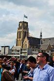 Architecture in Rotterdam — Stock Photo