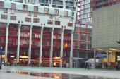 Rotterdam, city center. Netherlands, — Stock Photo