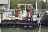 Maritim museum in Rotterdam. Netherlands — Stock Photo