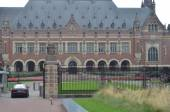 International court of justice in Hague, Netherlands — Stock Photo