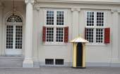 Royal palace in city Den Haag, Netherlands — Stock Photo