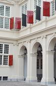 高貴な宮殿の都市ハーグ、オランダ — ストック写真